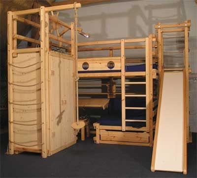 Hochbett Kinderzimmer Etagenbett Viki Ii Bett: 25 best ideas about ...