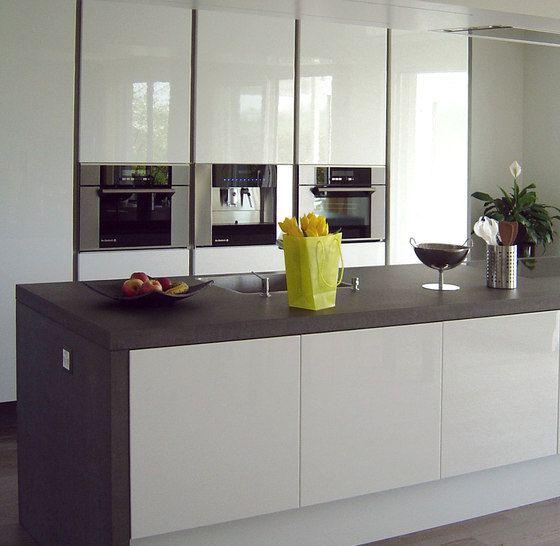 Pi di 25 fantastiche idee su piani cucina su pinterest - Piani cucina cemento ...