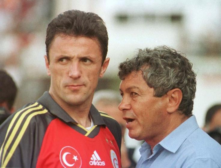 Gheorghe Popescu & Mircea Lucescu