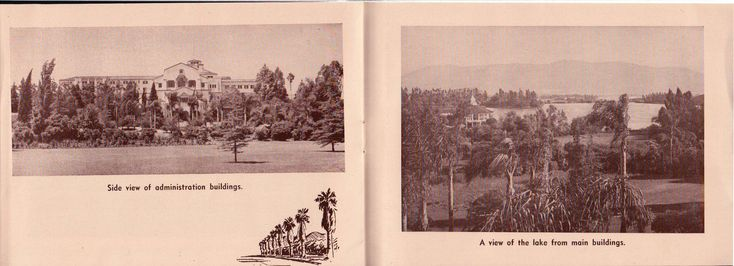 https://flic.kr/p/Jw7tXk | Pictures of US Naval Hospital Corona, Califrnia | Photo book given to servicemen and women of the US Naval Hospital located in Corona, California. Likely printed in late 1945 or early 1946.