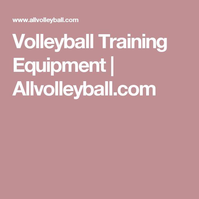 Volleyball Training Equipment | Allvolleyball.com