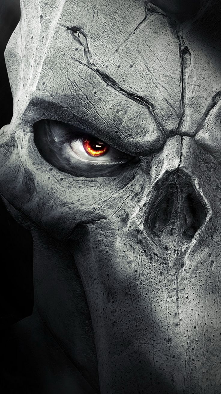 Darksiders 2 iPhone 6 Wallpaper