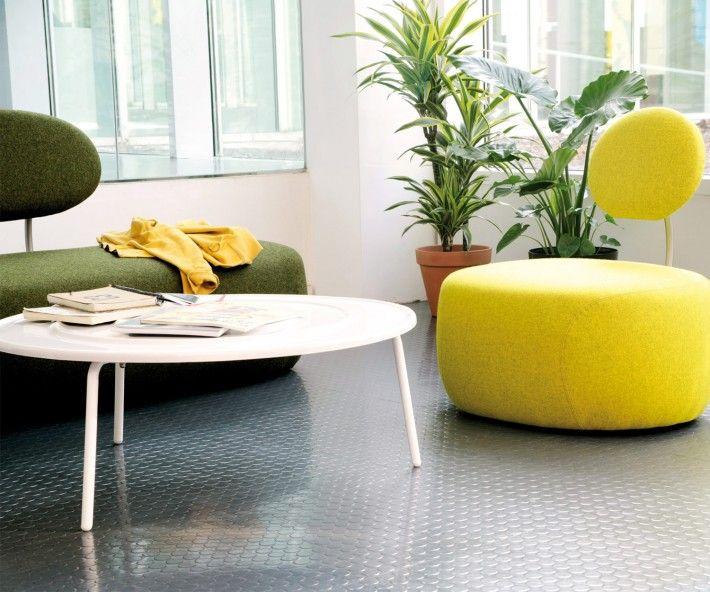 ber ideen zu rundes sofa auf pinterest milo baughman heimkino sitz und gebogenes sofa. Black Bedroom Furniture Sets. Home Design Ideas