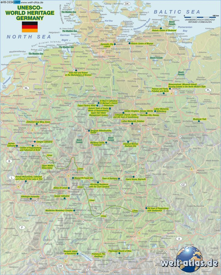 Best German Maps And Flags Images On Pinterest Flags - Germany map of the world