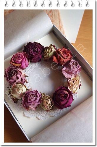'Rosabella ~ la vie en rose': habe Dank für so manche schöne Rose ...und dann verrate ich Euch noch etwas :-)
