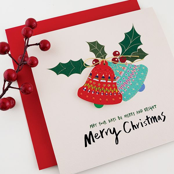 K-paper christmas card c15036mm