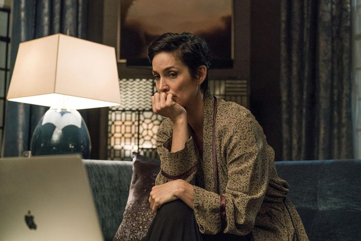 Jessica Jones: Carrie-Anne Moss Talks Jeri Hogarth ALS Diagnosis - Today's News: Our Take | TV Guide