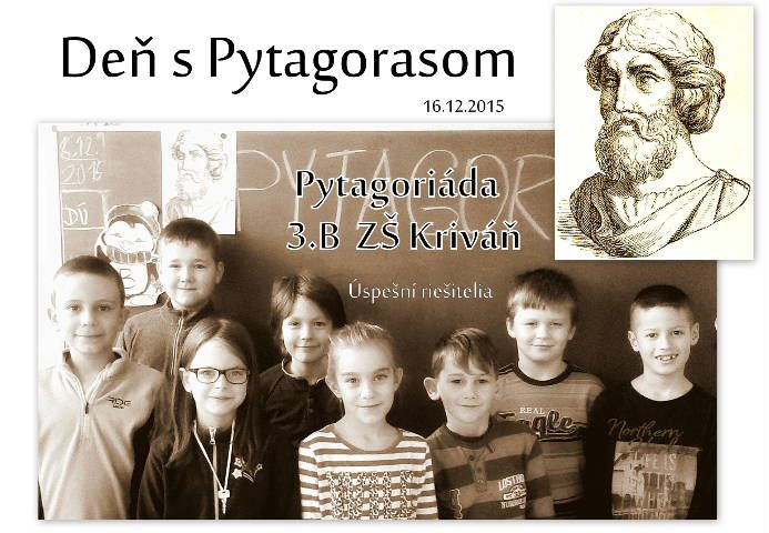Pythagoras  Matematika Základná škola v Kriváni - Photos