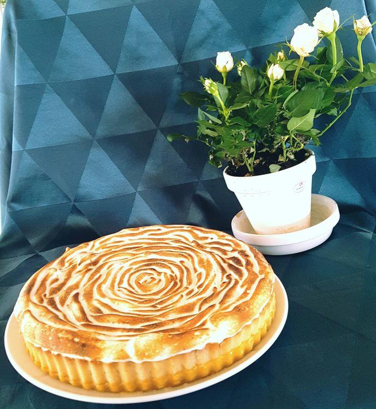 Lemonpie🍋🍋🍋🍋🍋🍋🍋🍋 Citrontærte 🍋🍋🍋🍋🍋🍋🍋