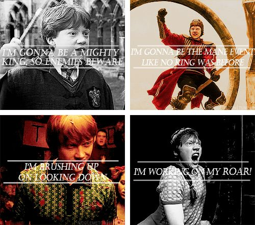 Crossovers King And Queen: 17 Best Ideas About Ron Weasley On Pinterest