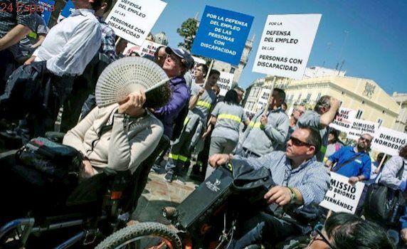 El Consell inyecta 669.037 euros a los centros de empleo para discapacitados
