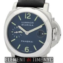 Panerai in blue