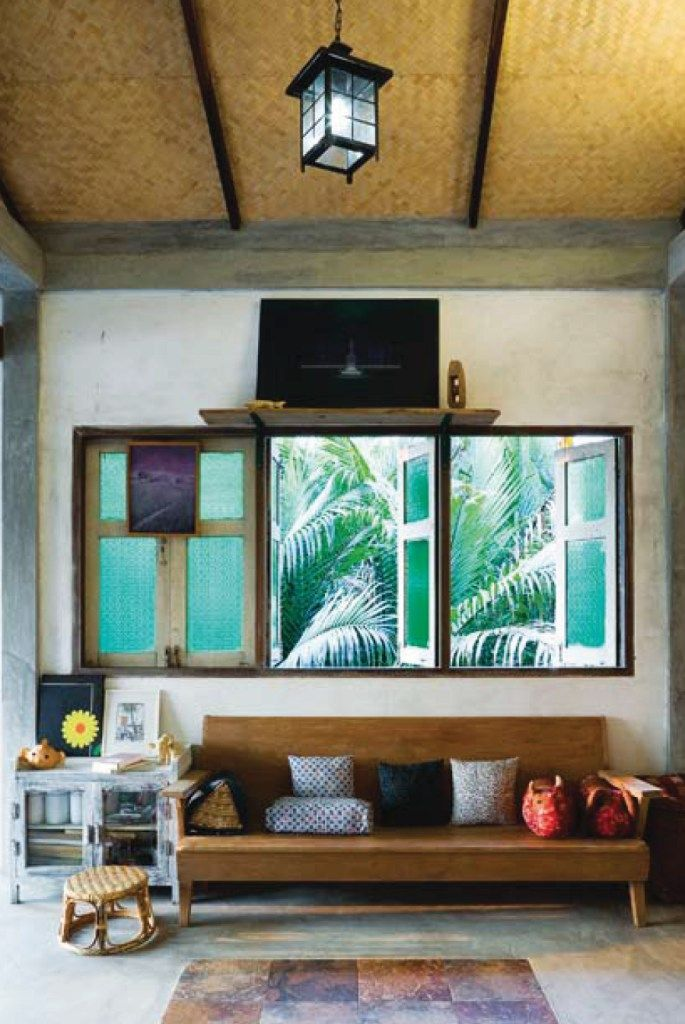 32 best Thai house design interior images on Pinterest | Thai ...
