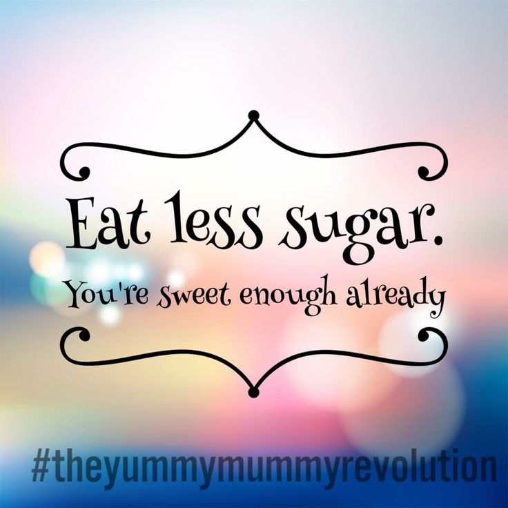 You're Sweet Enough.  #yummymummyrevolution