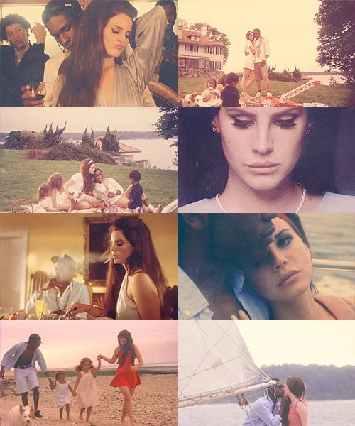 National Anthem- Lana Del Rey, A$AP Rocky. In a perfect world, I would live in this music video.