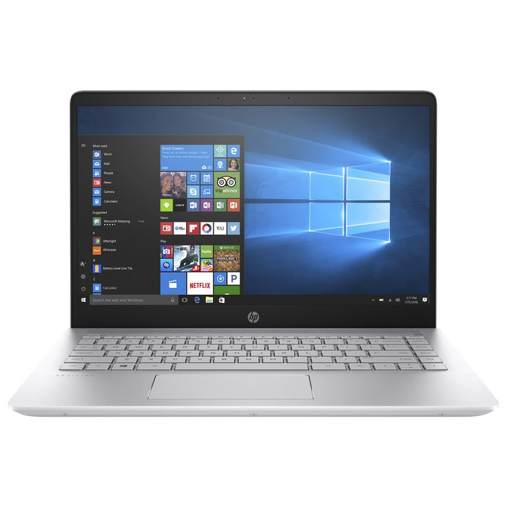 """notebooksbilliger """"HP Pavilion 14-bf007ng 14"""""""" FHD IPS, Intel Core i5-7200U, 8GB DDR4, 256GB SSD, Windows 10"""": Item number:…%#Quickberater%"""