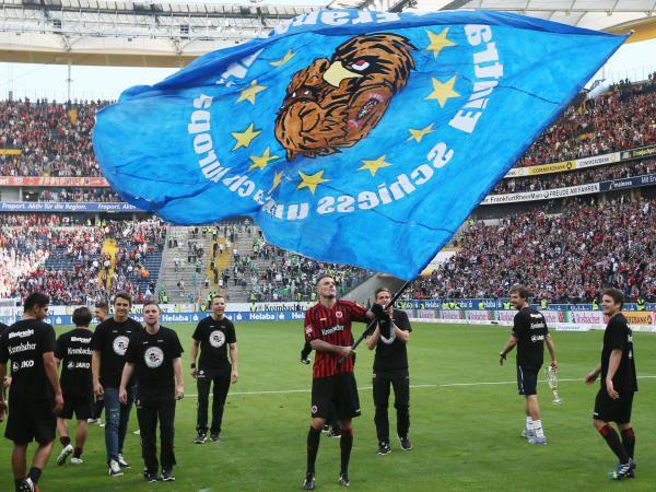 Alexander Meier Eintracht Frankfurt