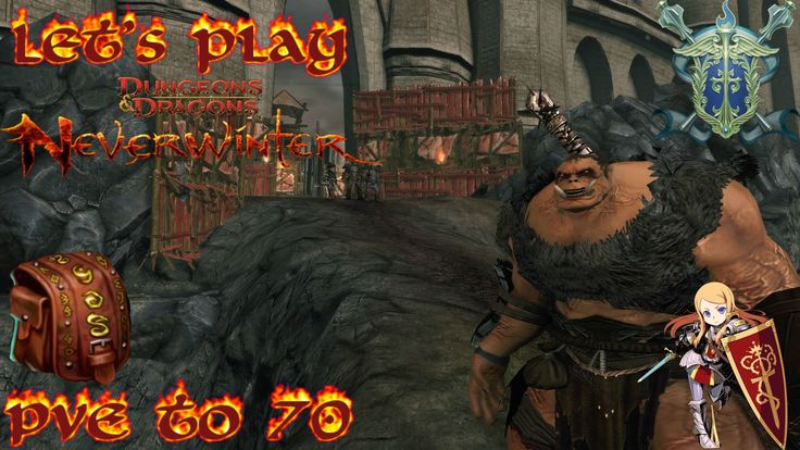 Orc Assault  - Neverwinter Xbox one paladin PvE to 70 episode 6