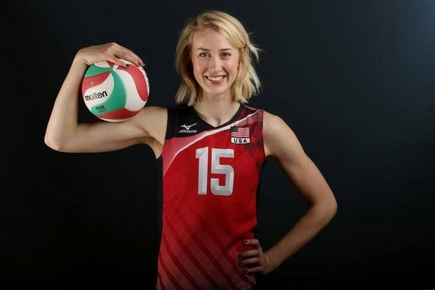 Portland native Kim Hill looks to lead USA Volleyball in Rio Olympics