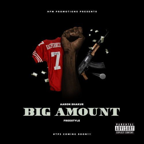 "Aaron Shakur ""Big Amount"" Freestyle  https://soundcloud.com/whoisaaronshakur/big-amount-freestyle   Aaron Shakur freestyles over Drake and 2 Chainz's recent duo teamwork track 'Big Amount' which appeared on 2 Chainz' mixtape Daniel Son: The Necklace Don. Shakur is a Rap Artist Born & Raised In... #2Chainz, #50Cent, #AaronShakur, #AnimalAmbition, #BoyMeetsWorld, #Drake(Musician), #Giggs(Rapper), #Instagram, #KanyeWest, #TravisScott, #YoungThug"
