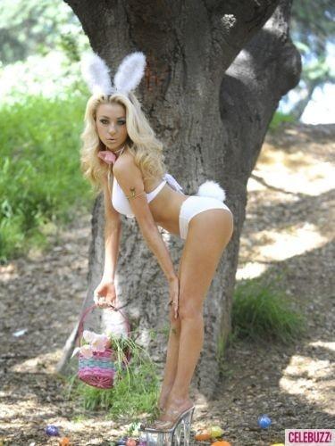 Courtney Stodden Sexy Bunny