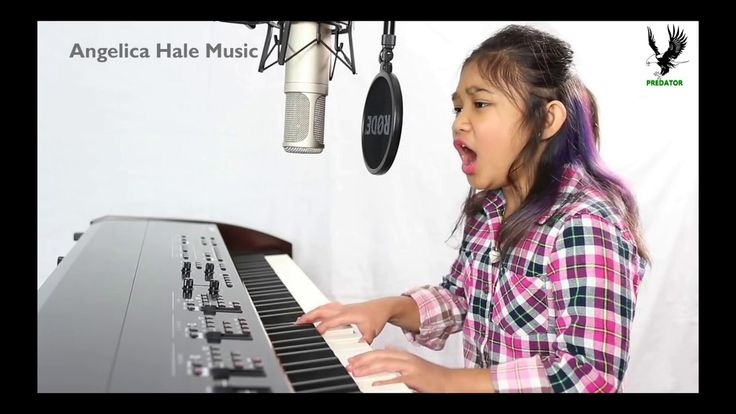 Alicia Keys - Fallin - Cover by Angelica Hale - (9 years old)