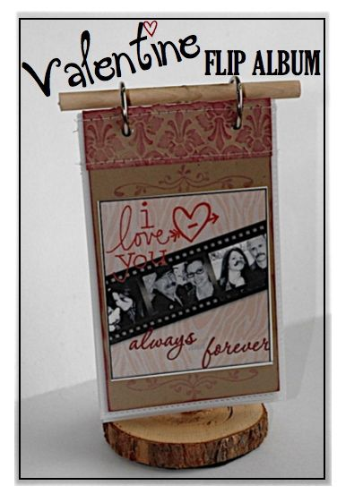 valentine's day flip book ideas