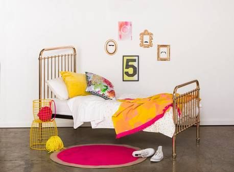 Eden bed - pre-order now for may delivery by Incy Interiors