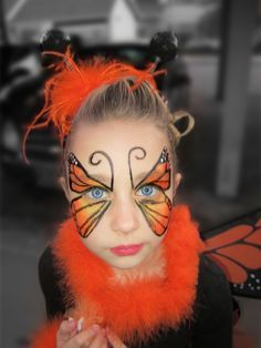 butterfly makeup more halloween costumes masks halloween makeup ...                                                                                                                                                                                 More