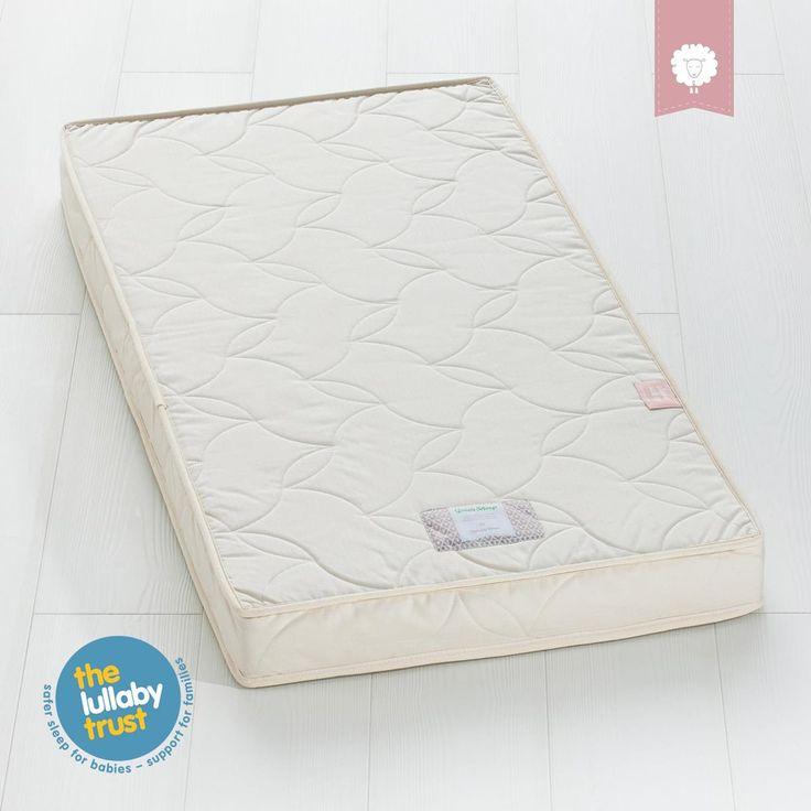 Boori Cot Bed Stokke Home Natural Twist Mattress X By Little Green Sheep