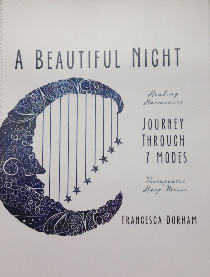 A Beautiful Night was inspired during the volunteer hours donated from my internships with IHTP, at the Good Samaritan Seniors Residence in El Cajon, California and Harp For Healing hours acquired from the Oakville Hospital and Darling Home For Kids in Milton ON, Canada. This book is one of Hope and Inspiration for others harpers on their journey.