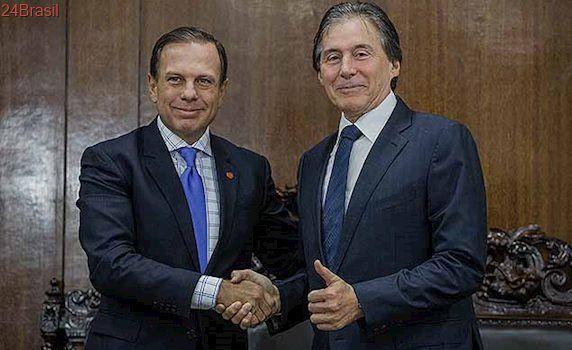 """Disputa por 2018 já começou?: Doria diz que não será desleal a Alckmin e que quer """"enterrar mito"""" Lula"""