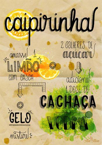 poster - Caipirinha