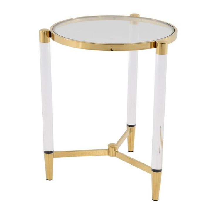 The Urban Chic Design Of The Existential Side Table Is Stunning For Your  Living Room