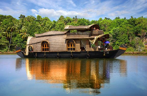 Kerala Houseboat