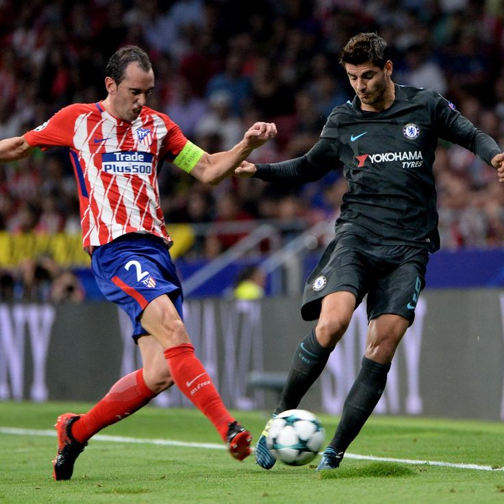 Michy Batshuayi's Late Goal Lifts Chelsea to Win over Atletico Madrid