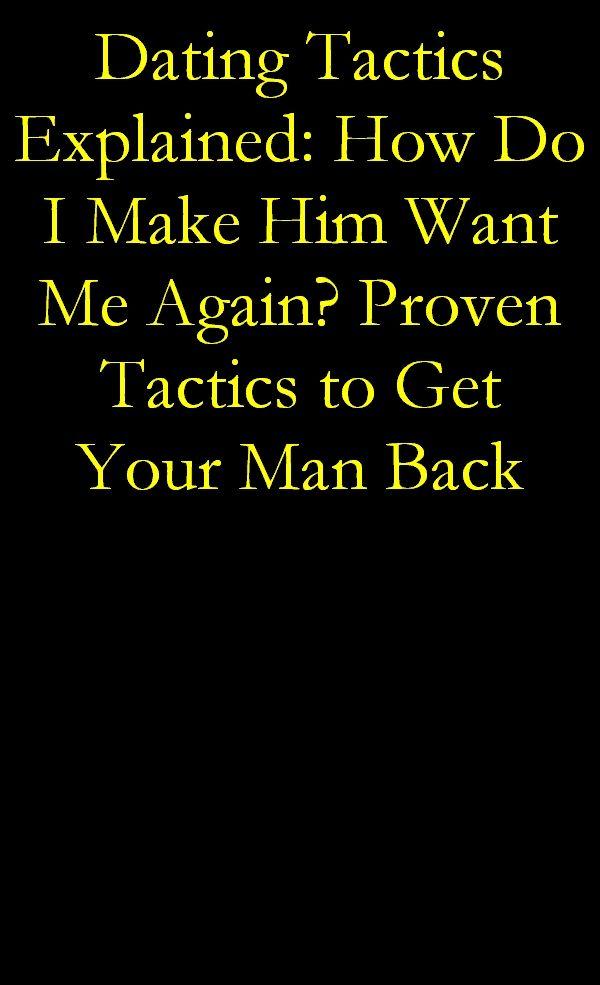cc9881202ab5e3c7620b13baee98289d - How To Get A Man To Like You Again