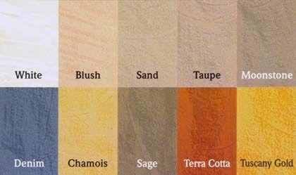 Tuscan Color Schemes | Tuscan Color Schemes | Moorestown NJ Painting Contractor - Venetian ...