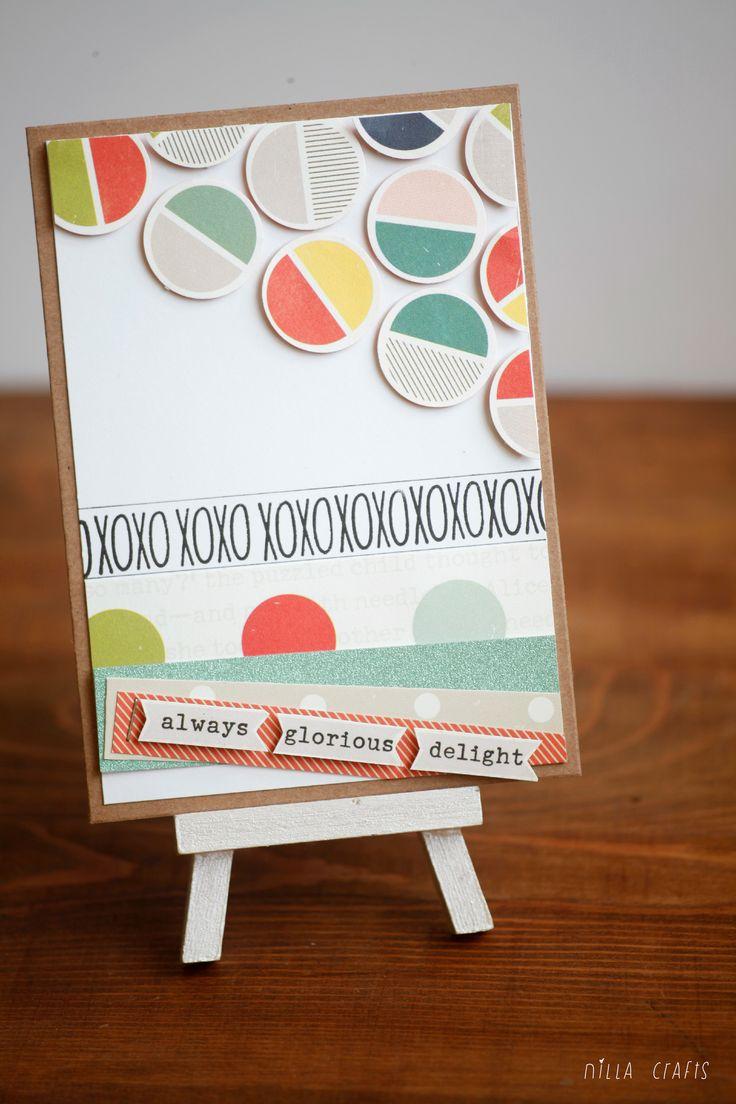 Glorious Delight ( June Simple Kit by Paperoamo )