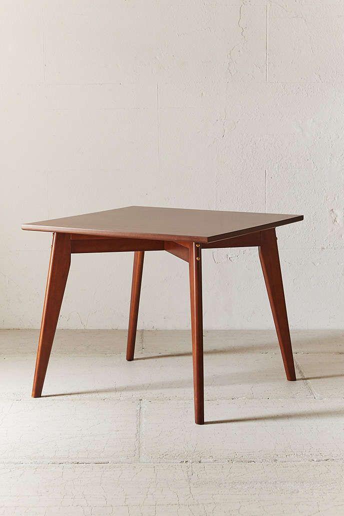 Tinka Mid Century Modern Dining Table