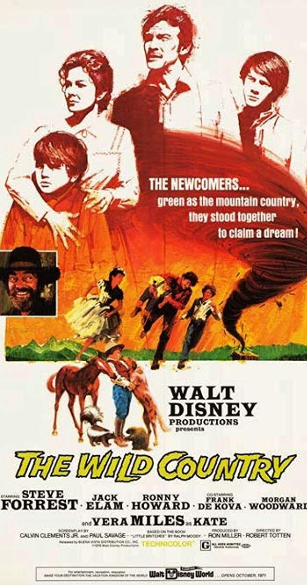 The Wild Country (1970) on IMDb Movies, TV, Celebs, and