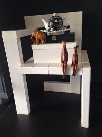 DIY - Rietveld Steltman stoel uit 1963