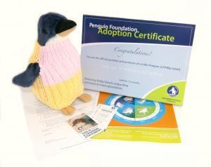 Adopt-a-Penguin today!