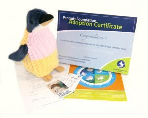 Adopt-a-Penguin today!