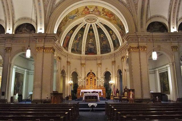 Katholische Kirche Bernardsville nj