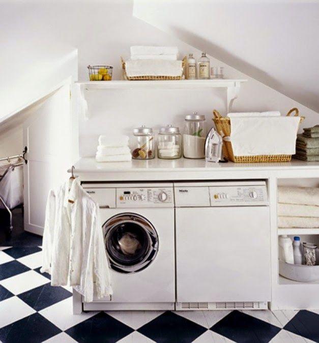 Ide Ruang Cuci Di Ruangan Yang Kecil | Griya Indonesia