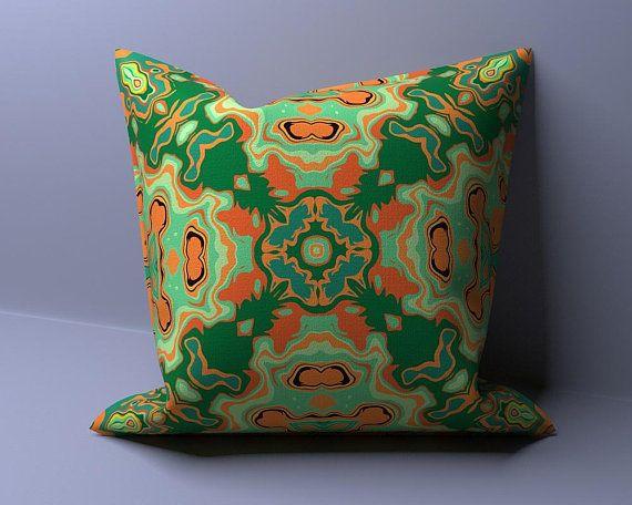 Farmhouse Pillow Cover Custom Made Outdoor Pillows Floor Pillow