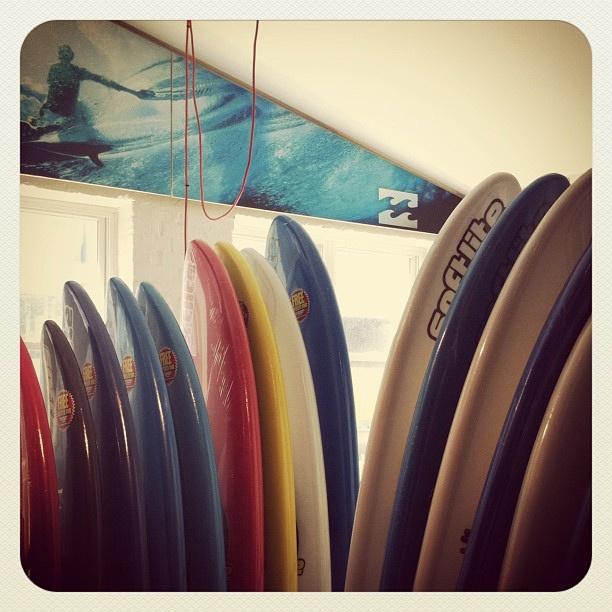 Summer line up at #bondi #beach