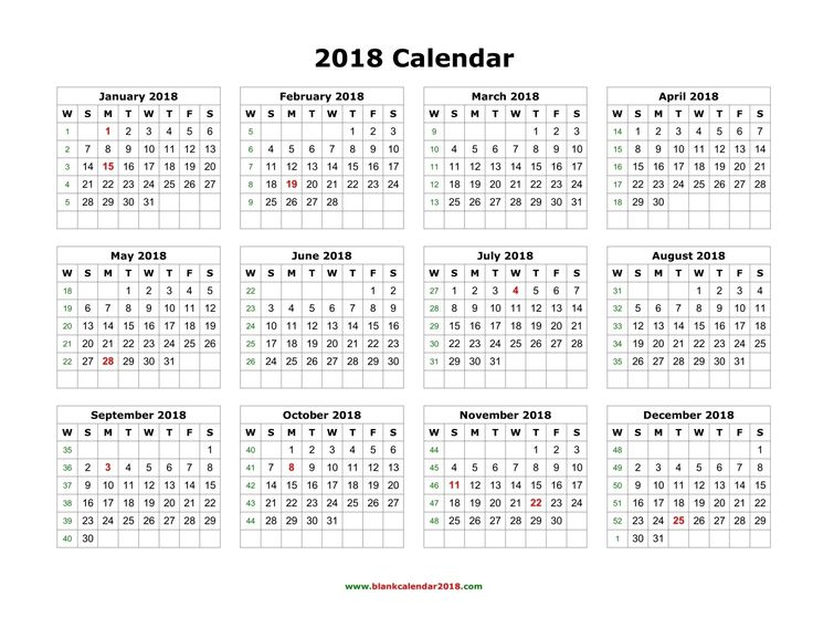 25 Best 2018 Calendar Images On Pinterest | Free Calendar