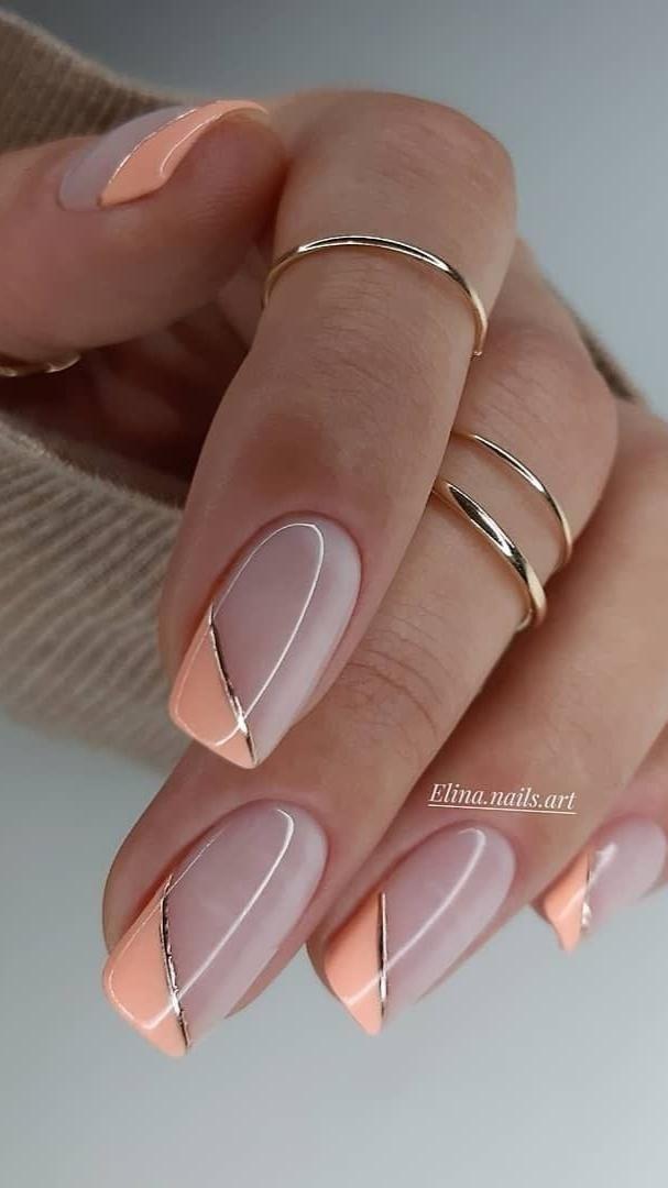 Adorable short nail designs ✨ by  elina.nails.art | Pinterest